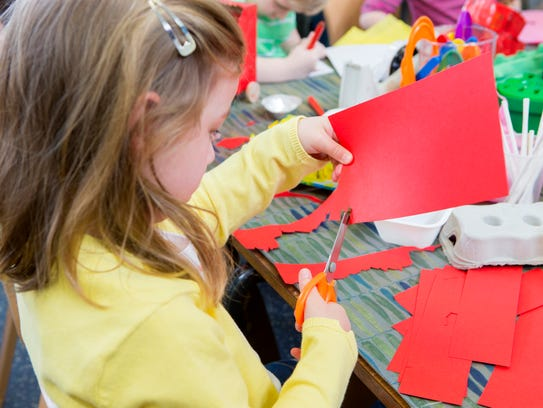 Create a Chinese New Year's dragon at this Wild Wednesday