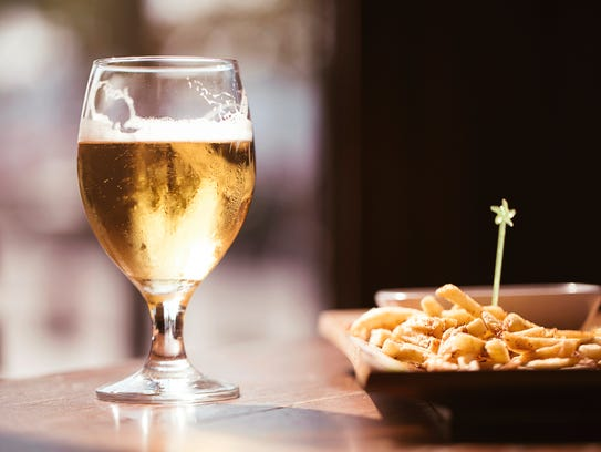 Beer might be better than Champagne on Valentine's