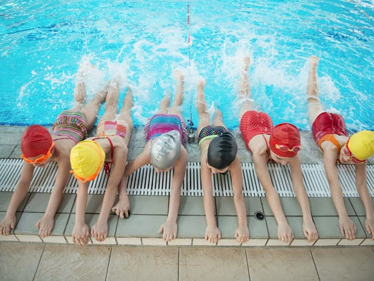 Swim lessons with make your child safer in the water.