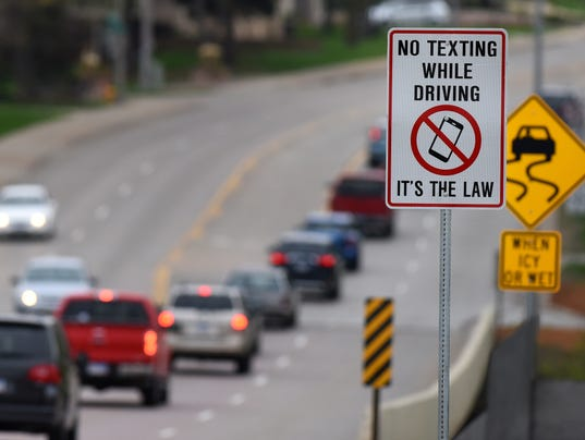 new laws against texting while walking We already have a law making it illegal to text and drive, but some towns are now enforcing laws against texting and walking lawmakers in arkansas and new york are trying to pass laws to.