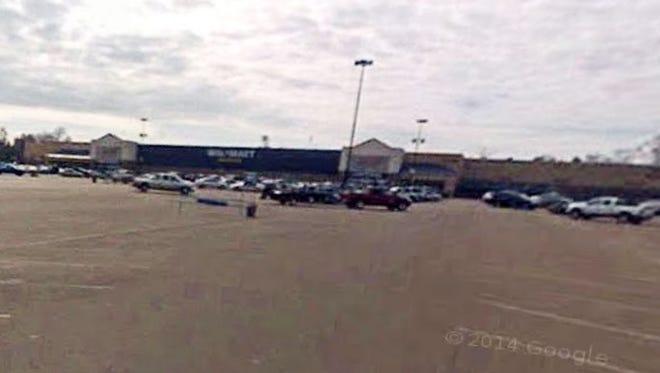 Walmart in Flowood, Miss.