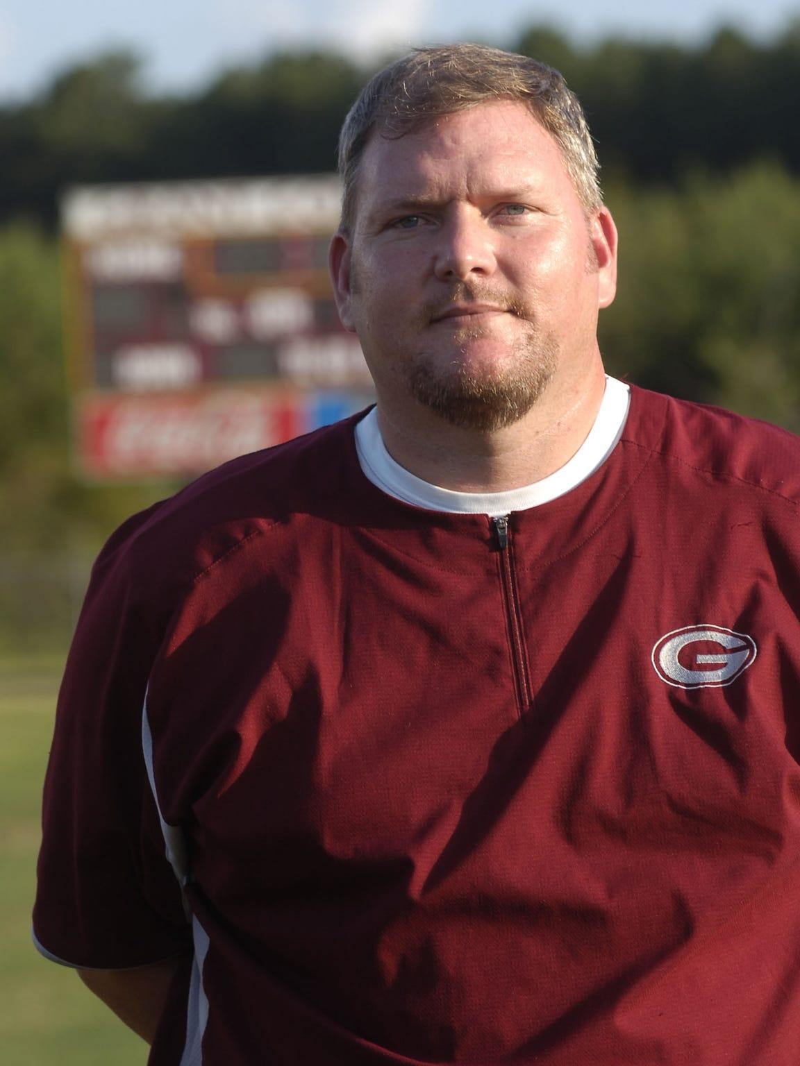 Chad Harkins