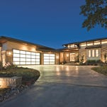House of the Week: Contemporary style with a courtyard