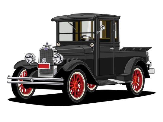 1929 Chevrolet International Series Light Duty