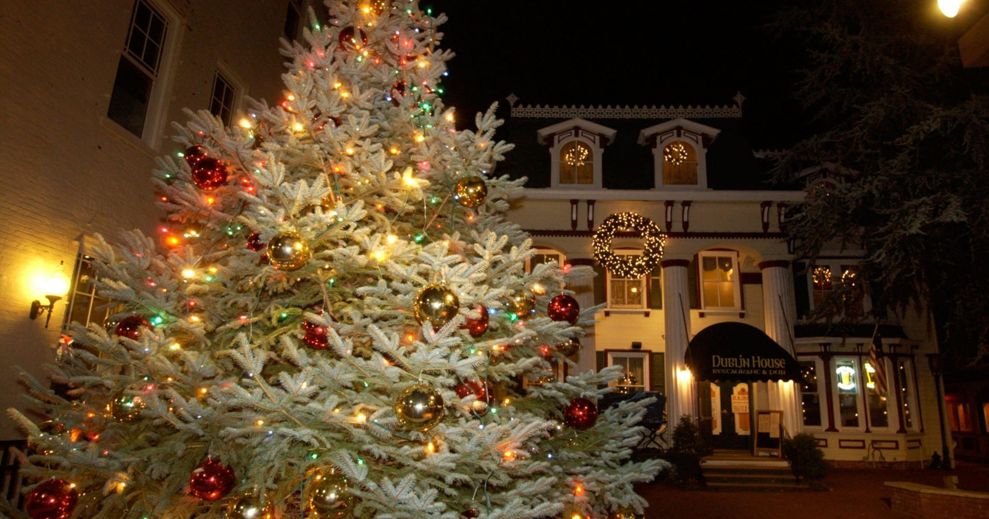 Best Christmas Towns.New Jersey S 10 Best Christmas Towns Is It Yours