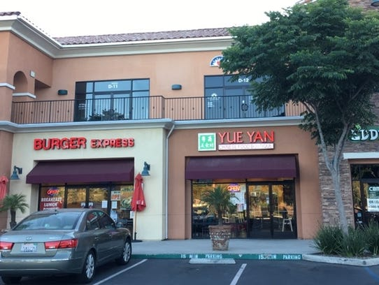 Yue Yan Chinese Food Boutique has opened in the Campus