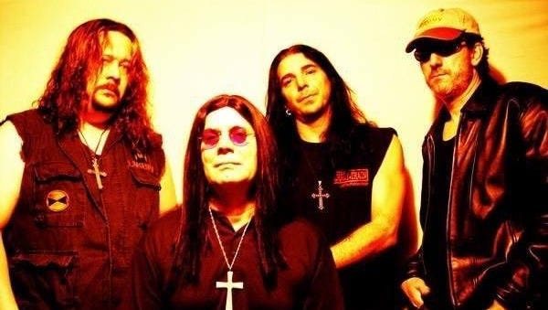 Crazy Train, an Ozzy Osbourne tribute band, will perform 9:30 p.m. Friday at Harefest.
