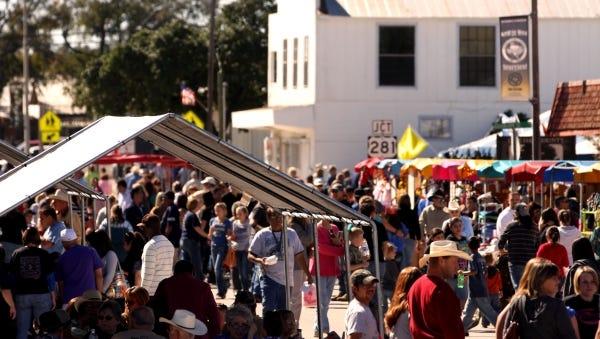 George West Storyfest