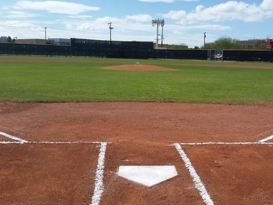 Opus Field at Brophy High School