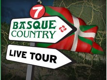 Live Tour heads to the Basque Country