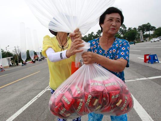 AP South Korea Koreas Tension_002