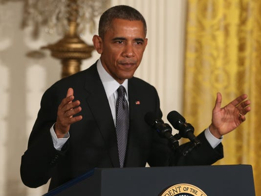 President Obama Discusses Investments In Health Care And Prevention