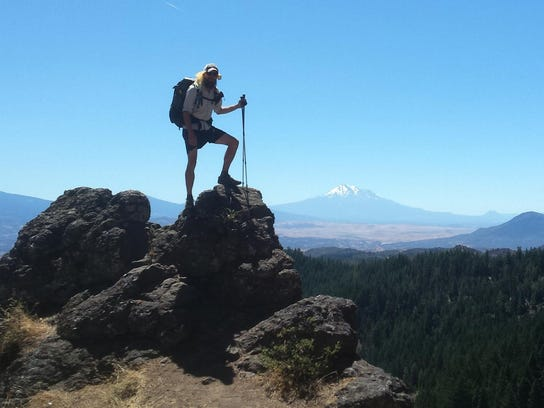 Wes Millar's trek up the Pacific Crest Trail took more