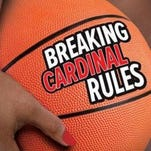 """The cover of """"Breaking Cardinal Rules"""""""