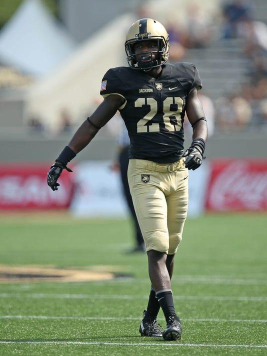 NCAA Football: Rice at Army