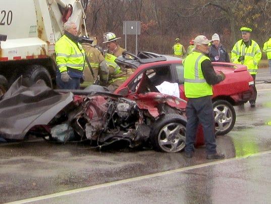 Colchester Vermont Car Accident