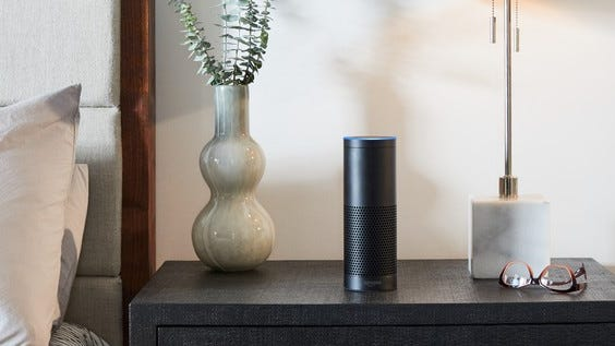 Echo Plus is one of the latest Alexa-enabled devices.