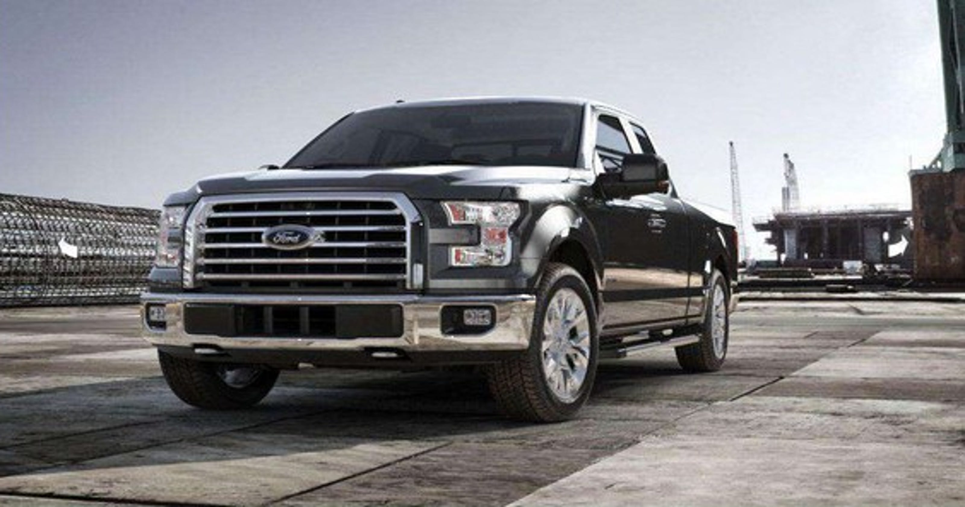 Ford Recalls 2 Million F 150 Pickup Trucks To Fix Seat Belt Defect Causing Fires