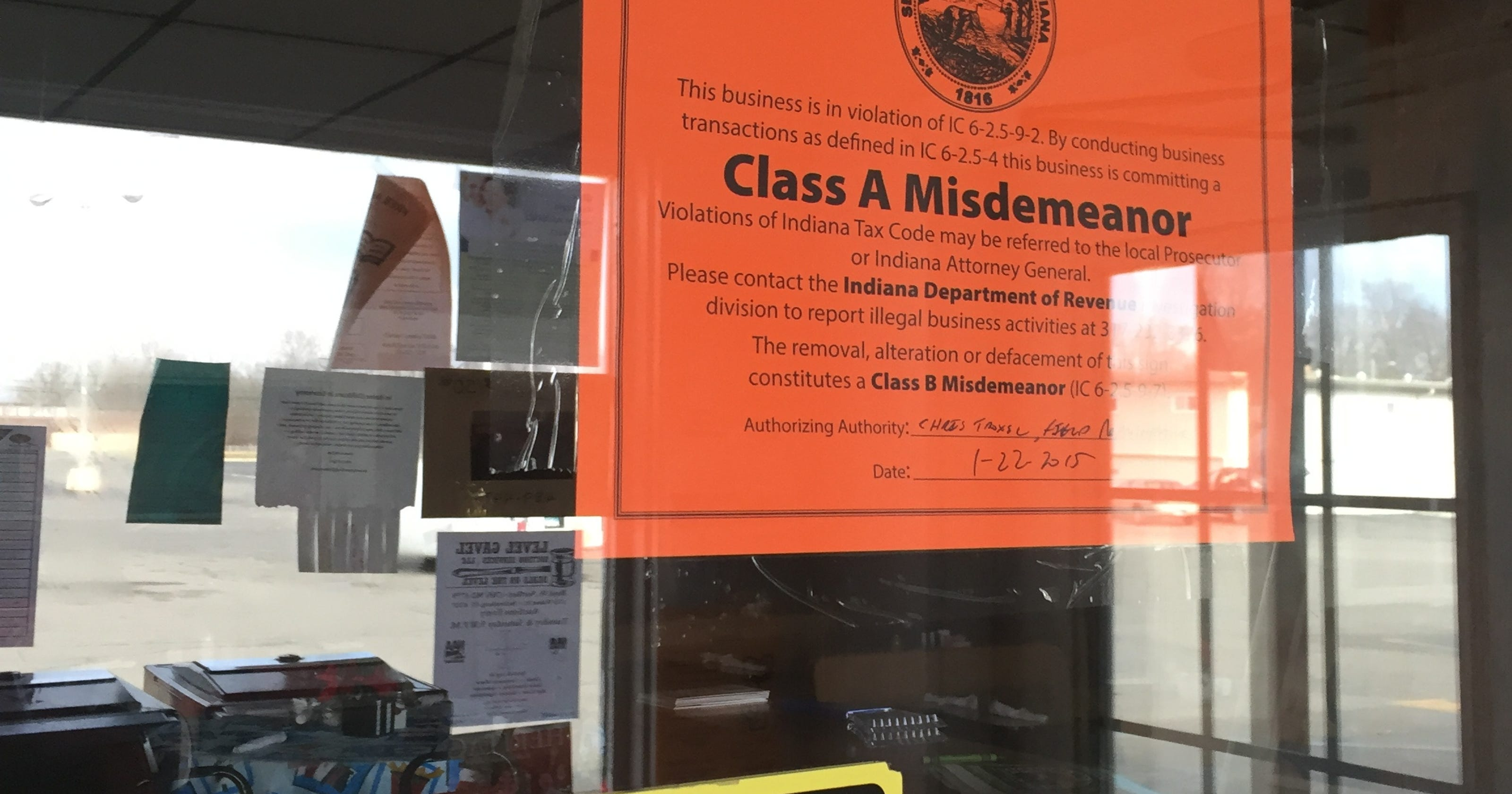 Hagerstown Diner Closed For Not Paying Taxes