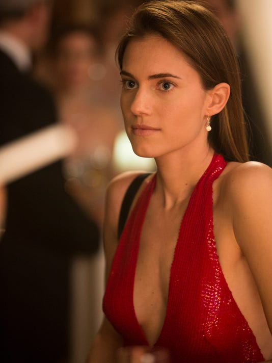 Allison Williams' Marnie takes center stage in Sunday's ...