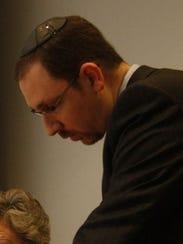 Aaron Troodler, Christopher St. Lawrence's co-defendant,