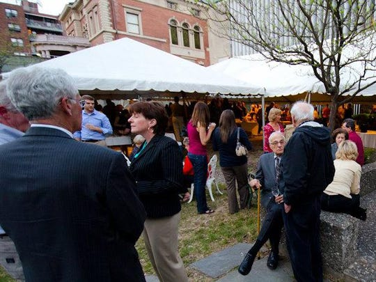 The Wine & Food Fest at Roberson Museum and Science