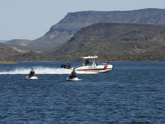 PNI wv lake pleasant rescue training