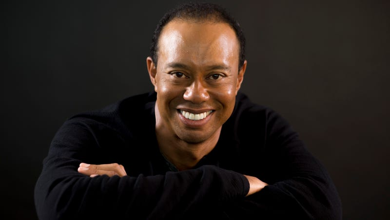 03bbf33ec7d95 Tiger Woods  mantra for 1997 Masters   Just don t screw up