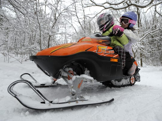 The Department of Natural Resources are stepping up patrols and reinforcing snowmobile safety after a rash of snowmobile deaths this winter, the DNR says.