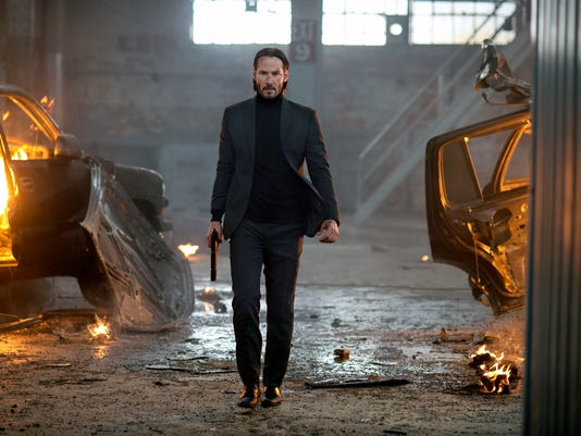 Film Review-John Wick