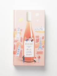 Rosé All Day book $25, Anthropologie, City Place, Edgewater,