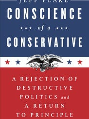 """""""Conscience of a Conservative"""" by Jeff Flake."""