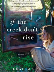 """If the Creek Don't Rise"" cover"