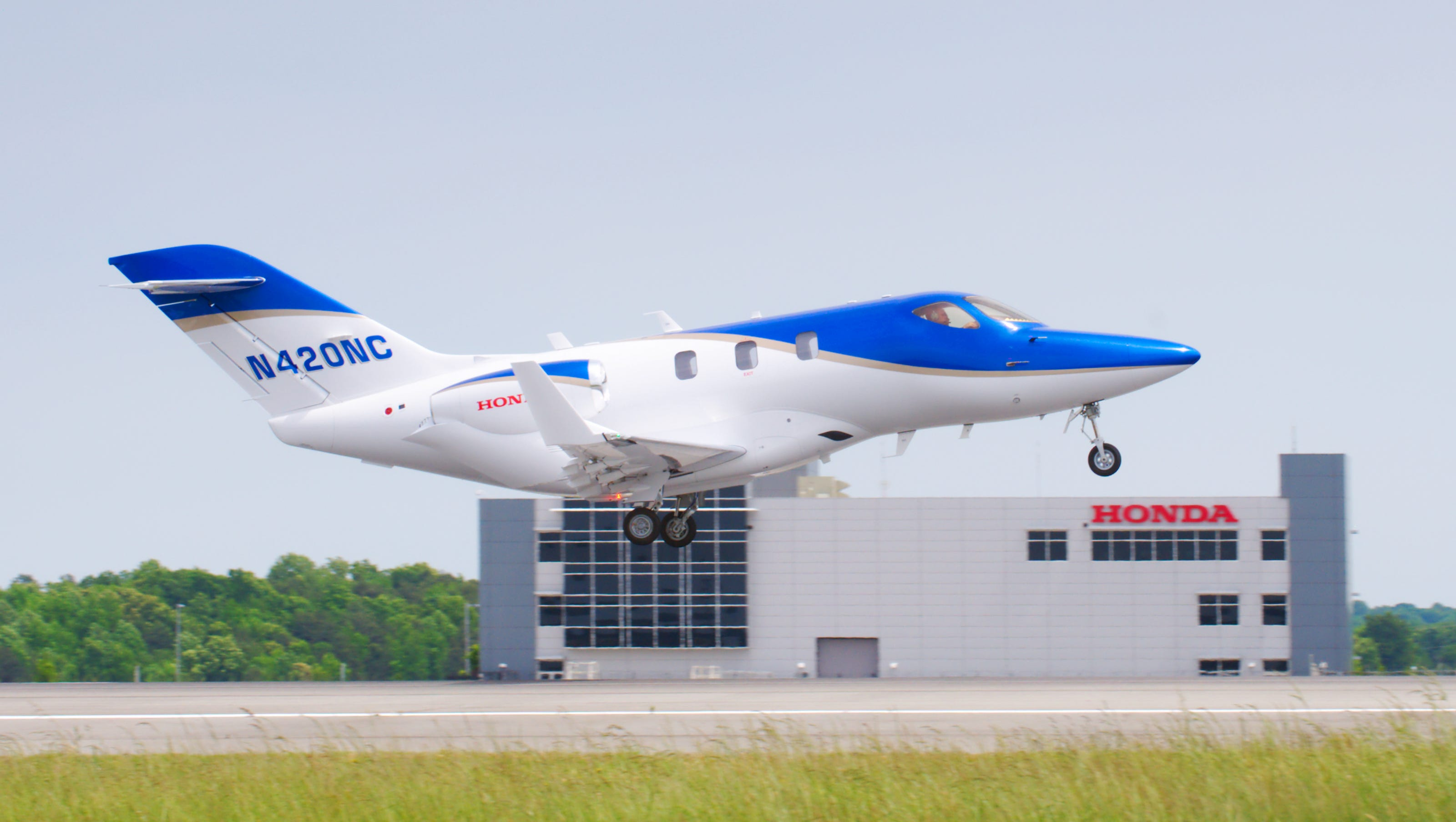 The Hondajet And Acura Nsx Experience Planes And Automobiles