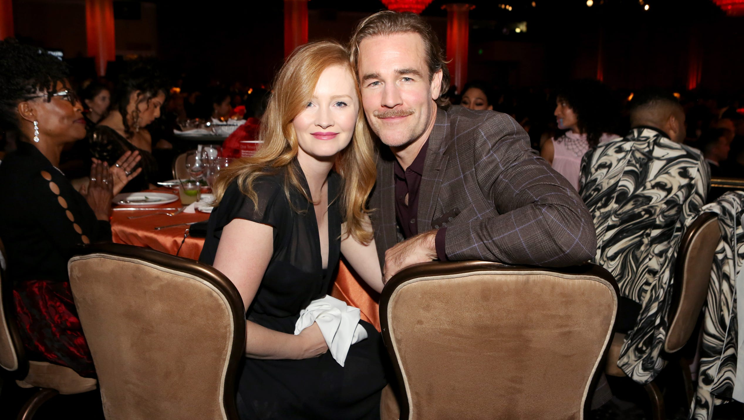 James Van Der Beek gives tragic news on 'DWTS': 'We lost the baby'