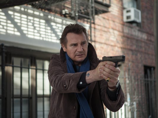Film Review-A Walk Among the Tombstones