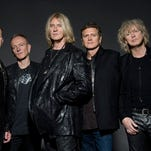Veteran rock band Def Leppard kicks off its summer tour at the Pensacola Bay Center on Monday.