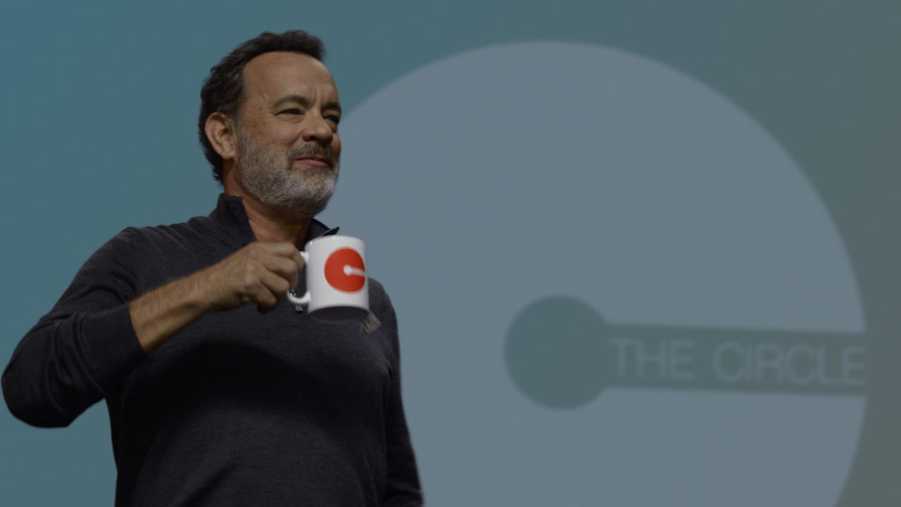 USA TODAY premieres the new trailer for 'The Circle,' starring Emma Watson and Tom Hanks and based on Dave Eggers' best-selling novel.