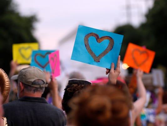 AP GAY PRIDE EVENTS NEW ORLEANS A USA LA