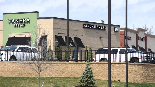 Panera Bread and We Luv Pets in Zanesville were recpients of tax abatements in 2016.
