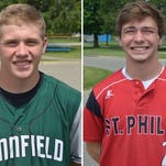 City, area players earn All-State baseball honors