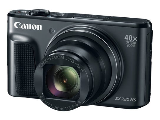 Canon's PowerShot boasts a hefty 40x zoom and costs
