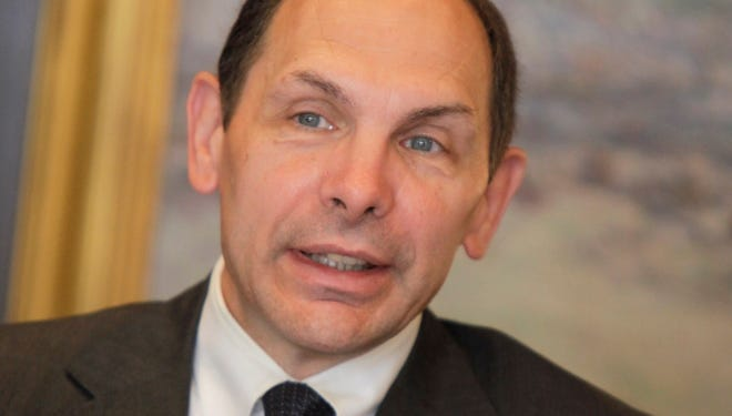 President Obama intends to nominate West Point graduate Bob McDonald as secretary of the Department of Veterans Affairs.