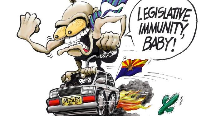 Cartoon for July 19, 2018.