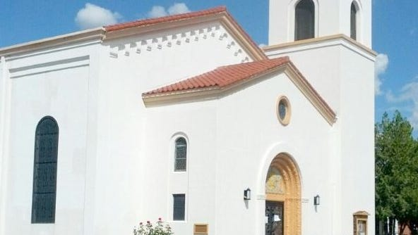 The Infant Jesus Shrine will celebrate 100 years Saturday with a mass beginning at 10:30 a.m., and a fiesta afterwards.