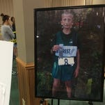 Forrest Goetsch ran with passion.