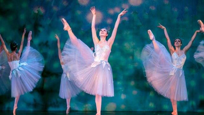 """The RPO,Rochester City Ballet and Bach Children's Chorus presentTchaikovsky's """"The Nutcracker"""" in Kodak Hall at Eastman Theatre Wednesday, Nov. 22; Friday and Saturday, Nov. 24 and 25; and Sunday, Nov. 26."""
