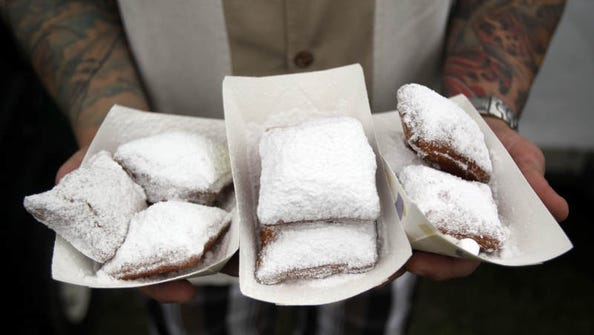 The first Beignet Festival will be held in New Orleans