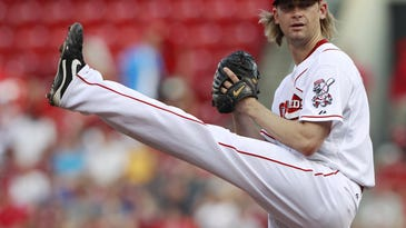 "Bronson Arroyo hasn't pitched in the big leagues since 2014 after having ""Tommy John"" surgery to replace the UCL in his right elbow."
