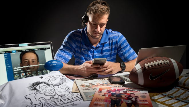 Pensacola News Journal sports reporter Brian Achtaz recouped some of his Week 4 losses in Week 5 of the #BeatBrian contest.